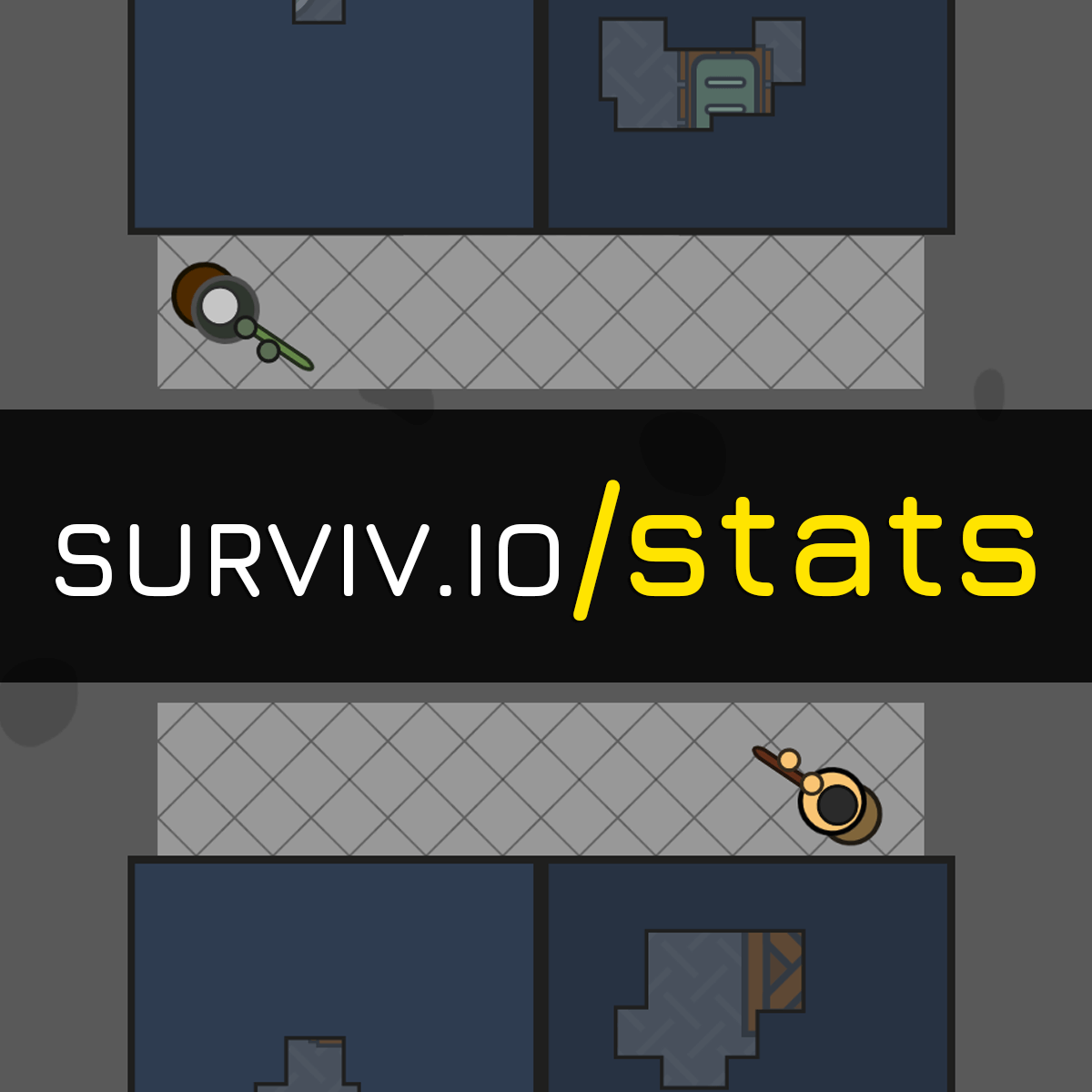 Surviv Io Official Statistics And Leaderboards